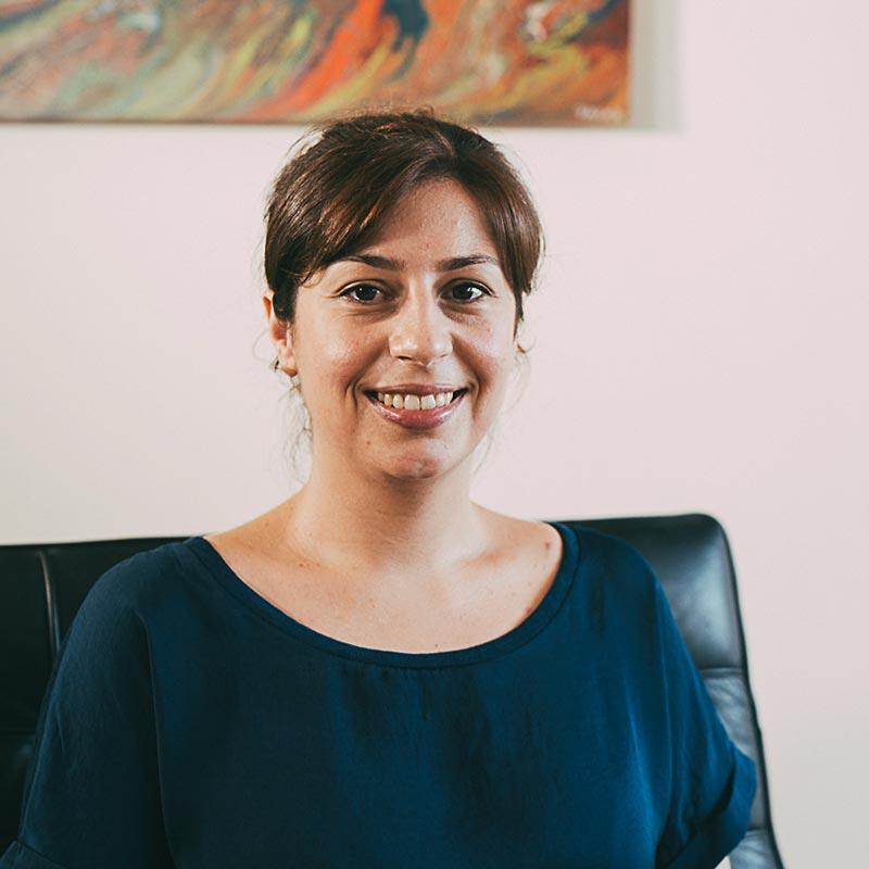Cristina Ramírez García