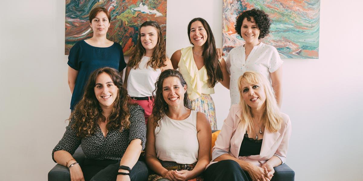 Equipo de psicólogas en Málaga. Itipa
